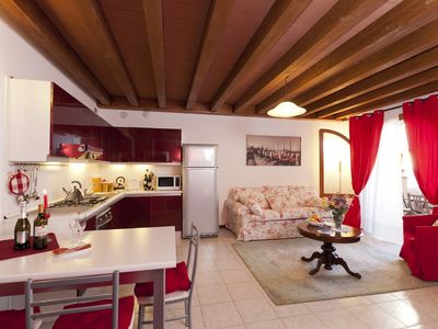 Photo for Delicious mini apartment on the Riviera del Brenta