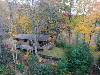 Photo for Firefly - Charming 2 Bdrm Cabin On A Nantahala Ridge