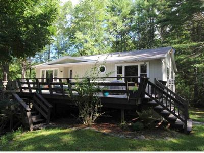 Photo for Find your Happy Place on 5 acres of peaceful property in beautiful Woodstock