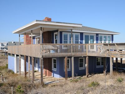 Photo for Oceanfront - PET FREINDLY in Quiet Southern Shores OBX - 609