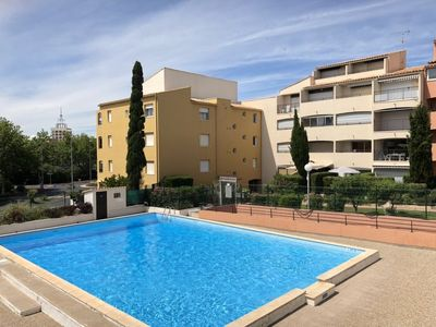 Photo for Apartment Beverley Hills in Cap d'Agde - 6 persons, 3 bedrooms