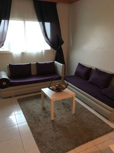 Photo for Pleasant apartment in the heart of Agdal