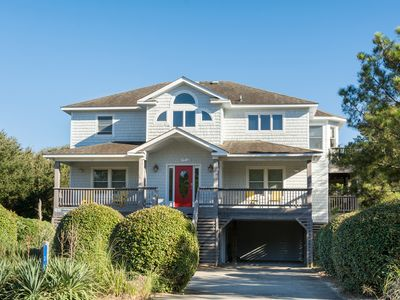 Photo for The Talisman: 5 BR / 4 BA house in Southern Shores, Sleeps 10