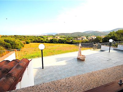 Photo for VILLA VIEW WITH GREAT VERANDA SEA VIEW A FEW MINUTES FROM THE BEACHES