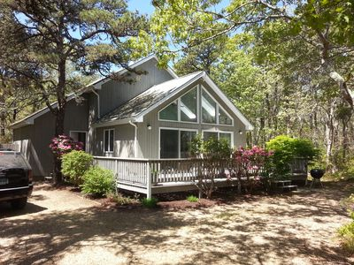 Photo for Katama Retreat! *Air Conditioned* 3BR/2B, Sleeps 6 - 1.8mi to Beach And Harbor.