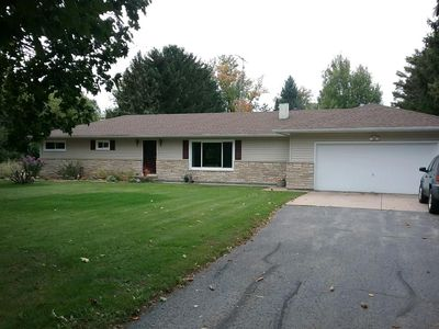 Photo for EAA House rental! Less than 1 mile from the Seaplane Base!
