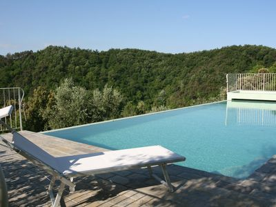 Photo for Villa Banti - Detached house with garden, swimming pool and panoramic view.
