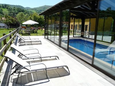 Photo for 1BR Cottage Vacation Rental in Cangas de Onís, Asturias