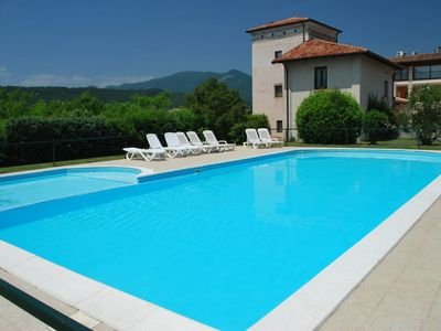 Photo for Vacation home Residence Il Colombaro (SLO202) in Salo' - 6 persons, 2 bedrooms
