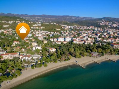 Photo for 3BR House Vacation Rental in Crikvenica, Kvarner Bucht