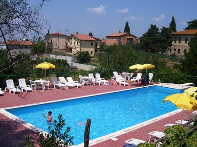 Photo for Holiday Home in Pacaino with Swimming Pool,Terrace,Billiards
