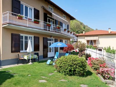 Photo for Apartment Villino Mariangela  in San Siro (CO), Lake Como - 4 persons, 1 bedroom