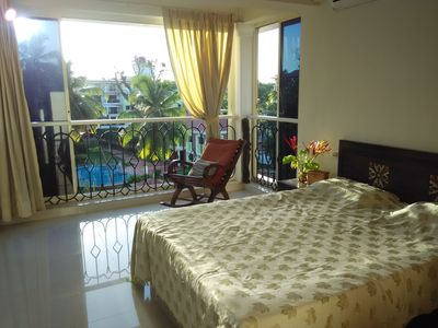Photo for PREMIUM 1 BHK AT SUN N SAND APARTMENT IN CANDOLIM, NORTH GOA