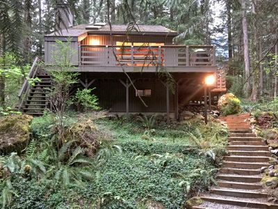 Photo for Mt. Baker Lodging - Cabin #story cabin in the woods
