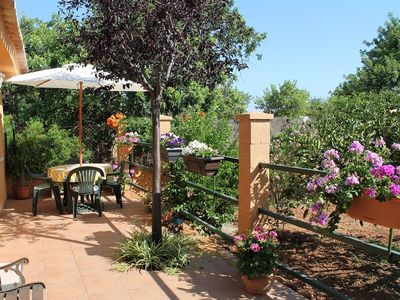 Photo for Mallorca: Pretty, cosy cottage in the heart of the countryside