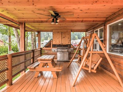 Photo for Renovated Cabin by Flathead Lake & Glacier Park!