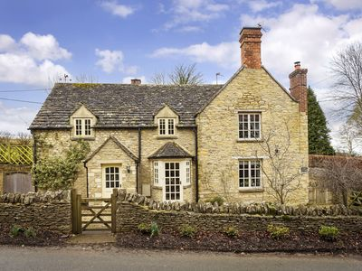 Photo for Hope Cottage is a  beautifully presented Cotswold period home.