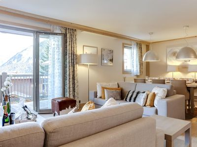 Photo for Carré Blanc 121 :4 rooms with a contemporary atmosphere