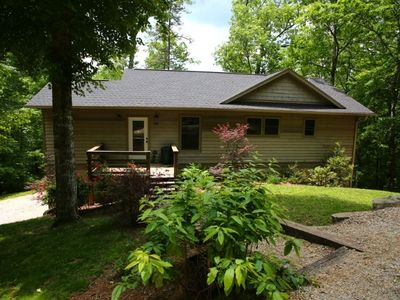 Photo for Beautiful Custom Built Home In Nantahala Gorge, Convenient to All Activities!