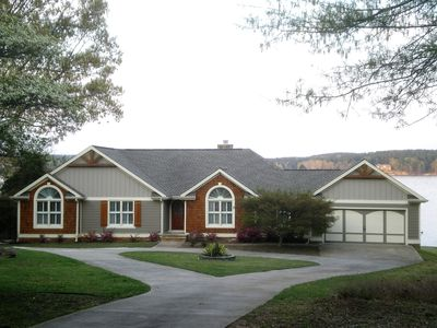 Photo for Enjoy a Lake View Home during the Masters!