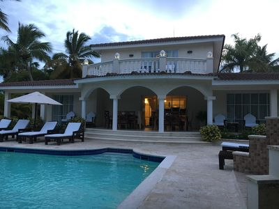 Photo for Luxurious All-Inclusive Resort -- 3 to 6 Bedroom Villa