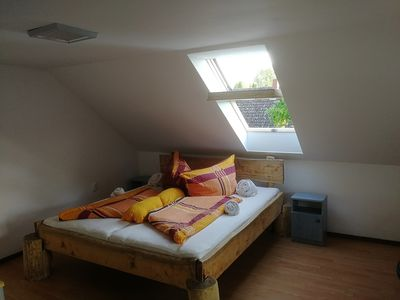Photo for Room with air conditioning and breakfast near naturist beach