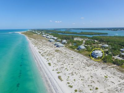 Photo for Multi-level Home with breath-taking Views  of the turquoise waters of the Gulf of Mexico and the spe