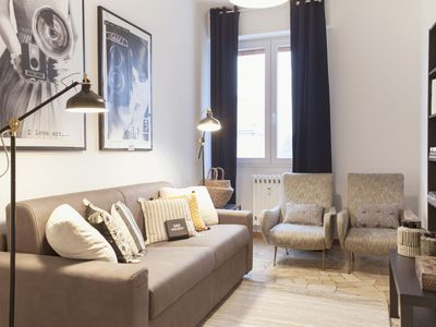 Photo for Urban District Apartments - Milan Downtown Rossi (2 BR)