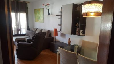 Photo for Beautiful apartment 5 minutes walk from the beach