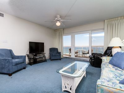 Photo for Islander 7010:OUTSTANDING TOP FLOOR -Impeccable unimpeded views of the Gulf!