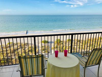 Photo for PERFECT FOR COUPLES. Direct Ocean Front