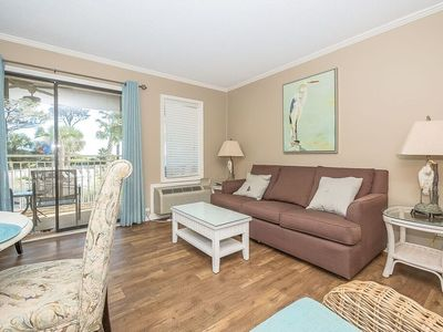 Photo for Ocean Dunes Villas 111 - 1 Bedroom 1 Bathroom Oceanfront Flat