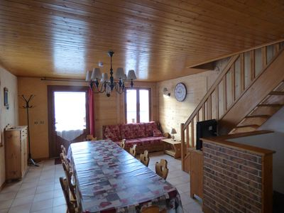 Photo for Chalet of 90 m² for 8-10 people