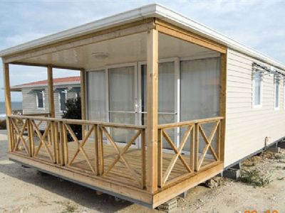 Photo for Camping Les Sables d'Argent *** - Mobile home O'phéa 3 Rooms 4/6 People