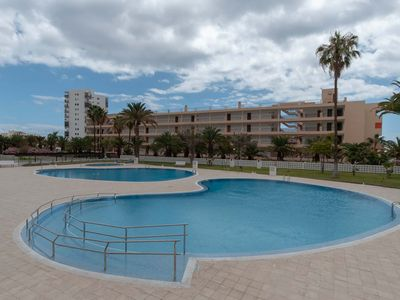 Photo for Achacay 1 - Two Bed with sea and pool views
