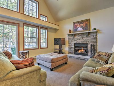 Photo for Pocono Mtns House w/Private Hot Tub & Amenities!