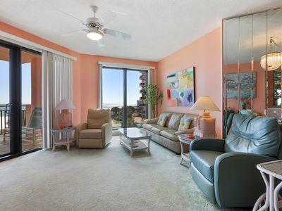 Photo for 303C - Sit back and Relax in this comforting 2BR Condo!
