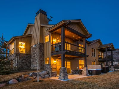 Photo for 3BR Townhome Vacation Rental in Heber City, Utah