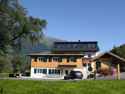 Photo for Apartment-house in Tschagguns, close to the ski-hiking areas