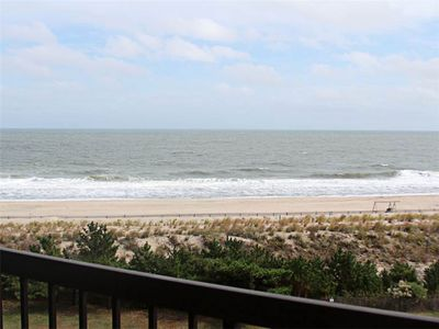 Photo for D509: Updated 1BR Sea Colony Oceanfront Condo! Private Beach, Pools, Tennis ...