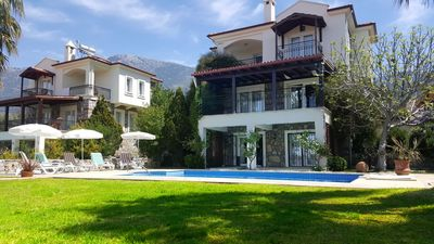 Photo for 4 bedroom relaxing villa in Ovacık Area