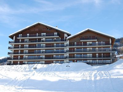 Photo for Apartment in the center of Nendaz with Lift, Parking, Washing machine, Balcony (42787)