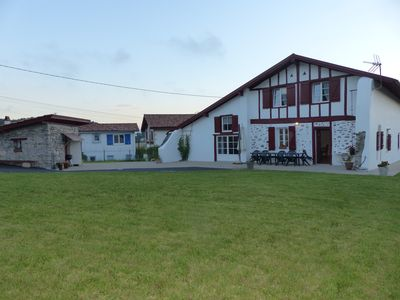 Photo for Basque house 12 people. Guéthary close to the sea
