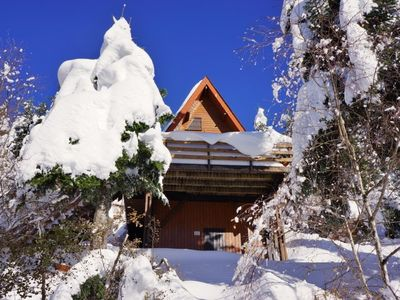 Photo for CH1047-CH65 P, Chalet 4/6 personnes, Guzet - Chalet for 6 people in Ustou