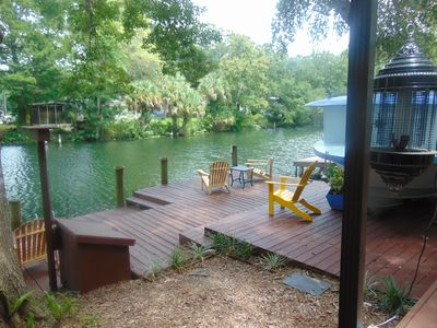Photo for 3BR House Vacation Rental in Weeki Wachee, Florida