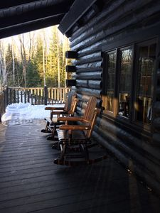 Photo for Convenient Log Home with endless recreation.