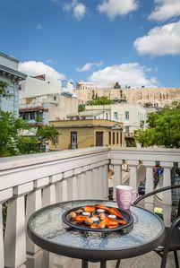 Photo for Cosy Apartment by the Acropolis - unique view