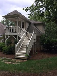 Cozy, private studio, perfect for solo/couples, in private, safe, wooded setting