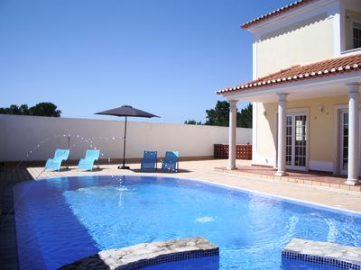 Photo for Villa with private pool, free WIFI and countryside views