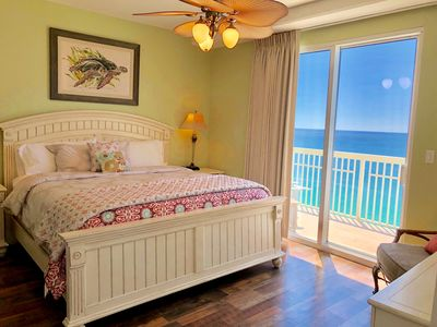 Photo for Celadon Beach Front~Wraparound Balcony! 3 BEDROOM/3 BATH Minutes From Pier Park